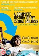 TV program: Kompletní historie mých sexuálních selhání (A Complete History of My Sexual Failures)
