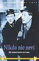 TV program: Nikdo nic neví