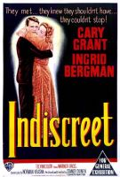 TV program: Indiskrétní (Indiscreet)