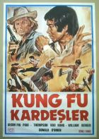 Kung Fu nel pazzo west