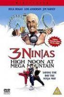 TV program: 3 Nindžové v zábavním parku (3 Ninjas High Noon At Mega Mountain)