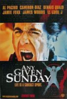 TV program: Vítězové a poražení (Any Given Sunday)