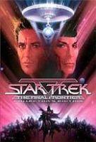 TV program: Star Trek V: Nejzazší hranice (Star Trek V: The Final Frontier)