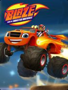 TV program: Plamínek a čtyřkoláci (Blaze and the Monster Machines)