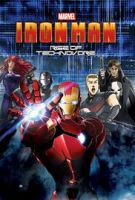 Iron Man: Vzestup techniky (Iron Man: Rise of Technovore)