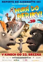TV program: Hurá do Afriky! (Konferenz der Tiere 3D)