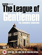 TV program: Liga gentlemanů (The League of Gentlemen)