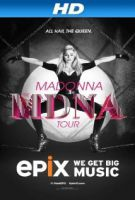 TV program: Madonna: The MDNA Tour