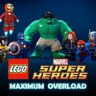 TV program: Marvel Superhrdinové (LEGO Marvel Super Heroes: Maximum Overload)