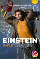TV program: Einsteinovy záhady (Einstein)