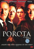 TV program: Porota (Runaway Jury)
