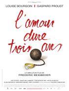 TV program: Láska trvá tři roky (L'amour dure trois ans)