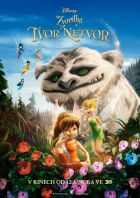 Zvonilka a tvor Netvor (Tinker Bell: Legend of the NeverBeast)
