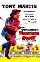 TV program: Quincannon, stopař z pohraničí (Quincannon, Frontier Scout)