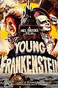 TV program: Mladý Frankenstein (Young Frankenstein)
