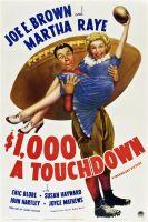 $1,000 a Touchdown