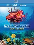 Korálový útes 3D – Lovci a lovení (Coral Reef 3D – Hunters and Hunted)