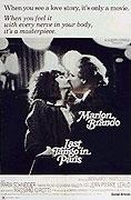 TV program: Poslední tango v Paříži (L'ultimo tango a Parigi - Last Tango in Paris)