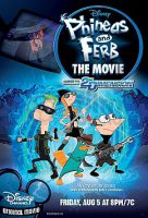 TV program: Phineas a Ferb v paralelním vesmíru (Phineas and Ferb the Movie: Across the 2nd Dimension)