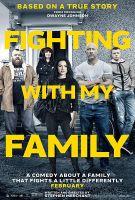 TV program: Souboj s rodinou (Fighting with My Family)