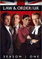 TV program: Zákon a pořádek: Spojené království (Law & Order: UK)