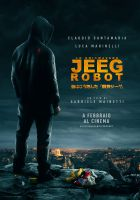 TV program: Říkali mi Džigu (Lo chiamavano Jeeg Robot)