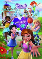 TV program: Dívky s posláním (LEGO Friends: Girls on a Mission)