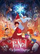 TV program: Malý Santa a zázračná sněhová vločka (L'apprenti Père Noël et le flocon magique)