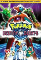 TV program: Pokémon 7 – Osud pokémona Deoxise (Pokémon: Destiny Deoxys)