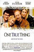 TV program: Jediná správná věc (One True Thing)