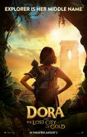 TV program: Dora a ztracené město (Dora and the Lost City of Gold)