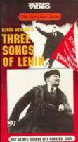 Tři písně o Leninovi