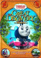TV program: Tomáš a jeho přátelé: Velký objev (Thomas & Friends: Great Discovery)