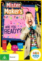 TV program: Pan Hračička na party (Mister Maker's Arty Party)