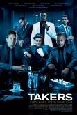 TV program: Gangsteři (Takers)