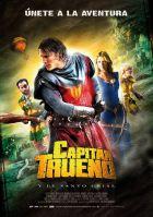TV program: Kapitán Trueno a Svatý Grál (El Capitán Trueno y el Santo Grial)