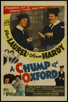 Laurel a Hardy studují (A Chump at Oxford)