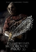 TV program: Texaský masakr motorovou pilou 3D (Texas Chainsaw 3D)
