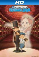 TV program: Profesor Layton a věčná pěvkyně (Eiga Reiton-kyôju to eien no utahime)