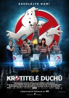 TV program: Krotitelé duchů (Ghostbusters)
