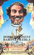 TV program: Dobrodružství barona Prášila (The Adventures of Baron Munchausen)