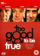 TV program: Tomu se ani nechce věřit (Too Good to Be True)