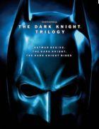 Temný rytíř povstal - Kápě (Dark Knight Rises - Bat Cowl)
