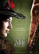 TV program: Tajemství mumie (Les aventures extraordinaires d'Adèle Blanc-Sec)