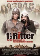 TV program: Jeden a půl rytíře (1 1/2 Ritter - Auf der Suche nach der hinr1 1/2 Ritter - Auf der Suche nach der hinreißenden Herzelinde)