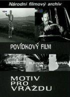 TV program: Motiv pro vraždu