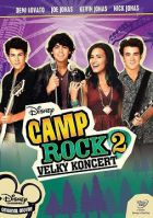 TV program: Camp Rock 2: Velký koncert (Camp Rock 2: The Final Jam)