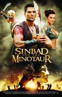 TV program: Sindibád a Minotaur (Sinbad and the Minotaur)