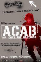 TV program: ACAB: Všichni policajti jsou parchanti (A.C.A.B.: All Cops Are Bastards)