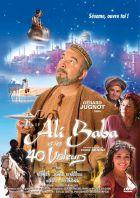 TV program: Ali Baba a čtyřicet loupežníků (Ali Baba et les 40 voleurs)